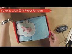 Paper Pumpkin July 2014