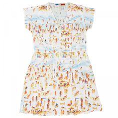 Adèle La Plage - Spring Summer 2015 Women , Dresses - G.KERO