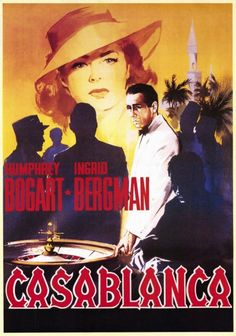 Casablanca posters for sale online. Buy Casablanca movie posters from Movie Poster Shop. We're your movie poster source for new releases and vintage movie posters. Old Movie Posters, Classic Movie Posters, Cinema Posters, Movie Poster Art, Classic Movies, Old Movies, Vintage Movies, Great Movies, Humphrey Bogart