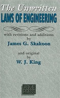 93 best engineering books worth reading images on pinterest the unwritten laws of engineering edition 1 fandeluxe Image collections