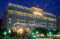Hotel in Rio de Janeiro Royalty Free Stock Photo