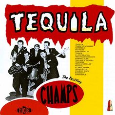 """Pin for Later: Wedding Music: The Ultimate Oldies Playlist """"Tequila"""" by The Champs"""