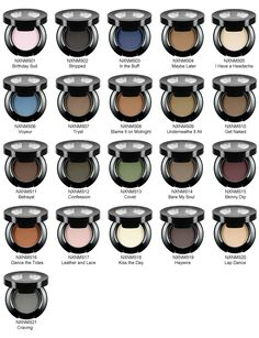 Bought the NYX Covet eyeshadow yesterday and like it so much much!
