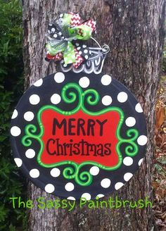 Check out this item in my Etsy shop https://www.etsy.com/listing/537570698/merry-christmas-ornament-door-hanger