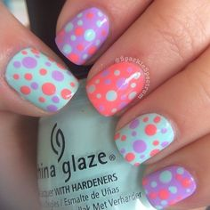 80+ Cute and Easy Nail Art Designs That You Will Love - Nail Polish Addicted