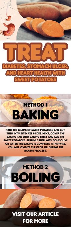 Sweet potatoes are both a tasty and a healthy food packed with nutrients