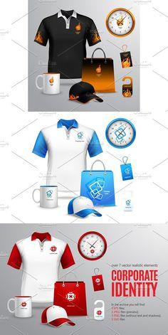 Corporate Identity Design, Brand Identity Design, Branding Design, Business Cards Layout, Business Card Design, Sports Jersey Design, Polo Shirt Design, Shops, Social Media Design