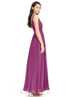 Shop Azazie Bridesmaid Dress - Azazie Maren in Chiffon. Find the perfect made-to-order bridesmaid dresses for your bridal party in your favorite color, style and fabric at Azazie. Azazie Dresses, Azazie Bridesmaid Dresses, Bridesmaid Dress Colors, Formal Dresses, Wedding Dresses, Dress For You, Asian Woman, Favorite Color, Chiffon