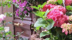 door flowers 1