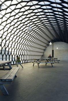 57 Best Glulam   Gridshell images   Architecture details ... 28a0fb8a644