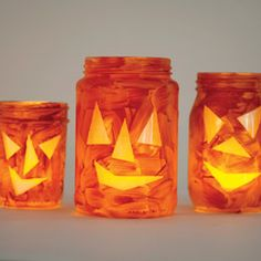 Easy Halloween crafts for the kids