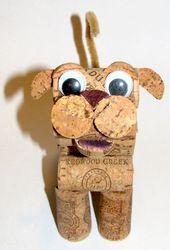 Cork Animals - Kristina Seekamp Schaaf