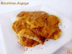 RECETINES ASGAYA: Raviolis Rellenos con Salsa al Pesto Rojo