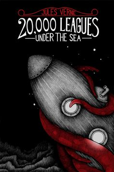 An analysis of 20000 leagues under the sea by jules verne