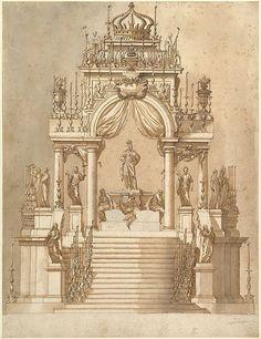 Catafalco de Felipe IV