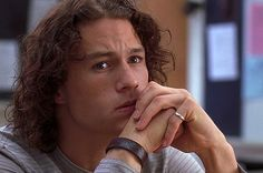 "For Everyone Who Had A Crush On Heath Ledger In ""10 Things I Hate About You"""