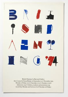 A classic Alan Fletcher poster. http://www.alanfletcherdesign.co.uk/