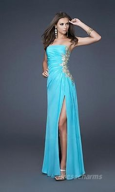 potential future ball gown? different color, though! so pretty with the details!
