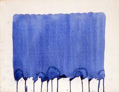 Blue Monochrome - Yves Klein
