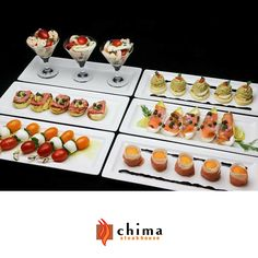 It is time to sit back and relax... Enjoy the best and unique spot in town! At our Chima Bar & Lounge you get our delicious bite size appetizers for $5 each or 3 for only $12.95, plus have the best time with your friends and family. See you later!
