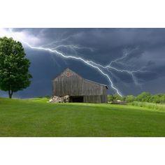 I love thunderstorms