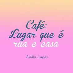 Coisa boa termos tantas casas espalhadas pelo mundo!❤️☕️ #umalojadecaneca #frases #cafe #coffee #frases