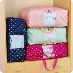 Cheap bag carrier, Buy Quality bags dora directly from China bag sign Suppliers: Foldable Waterproof Home Storage Bag Organization Cloth Comforter  underwear sock organizer Storage Bags Box #ST PTUSD 3