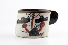 Buy online, view images and see past prices for John Maltby (British, Cup form. Invaluable is the world's largest marketplace for art, antiques, and collectibles. Ceramic Mugs, Ceramic Art, Auction, British, Pottery, Tech, Ceramics, Sculpture, Studio