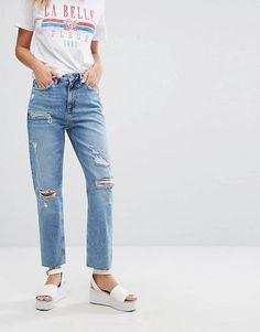New Look Phillip Highwaist Jeans Bambina