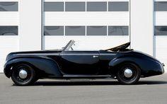 Alfa Romeo 6C 2500 S Cabriolet (1939)