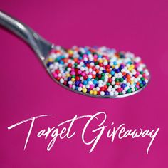 Now I am jealous. I would love to win this giveaway for a $100 Target Gift Card. Enter often on Tom's Take On Things. Good Luck.