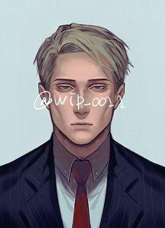Wolf Boy Anime, Anime Eyes, Nanami, Cute Anime Guys, Attractive Men, Manga, Ideal Man, Memes, Fan Art