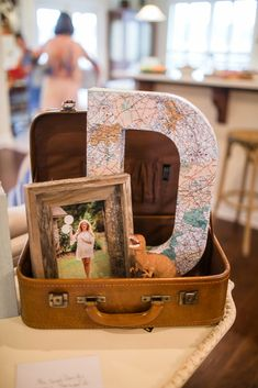 Welcome to the World Adventure Baby Shower Ideas