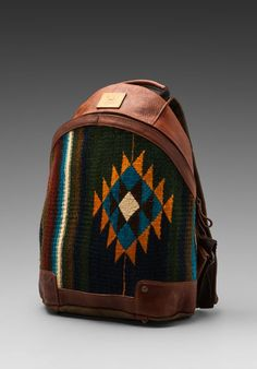 Oaxacan Backpack - WILL Leather Goods