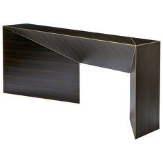 """Console """"Vertigo"""" by Hervé Langlais for Galerie Negropontes 1"""
