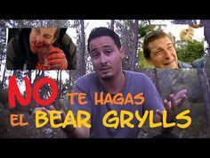 NO te hagas el Bear Grylls!! Mitos y consejos. Supervivencia - Bushcraft - http://spreadbetting2017.com/no-te-hagas-el-bear-grylls-mitos-y-consejos-supervivencia-bushcraft/