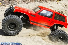 Another photo of the Axial Wraith Spawn Kit