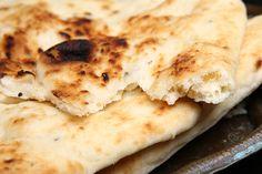 Recept: Glutenvrij Indiaas Naanbrood