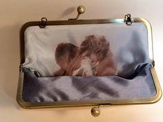 This listing is for a custom photo silk lining for your clutch when you purchase a BelleJouJou clutch bag. **YOU MUST PURCHASE A BELLEJOUJOU CLUTCH WITH THIS LISTING. ****PLEASE NOTE THAT THIS IS FOR THE LINING ONLY!!! YOU MUST ALSO ORDER A CLUTCH WITH IT.************* You can create