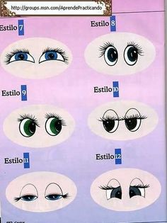 eyes for designs