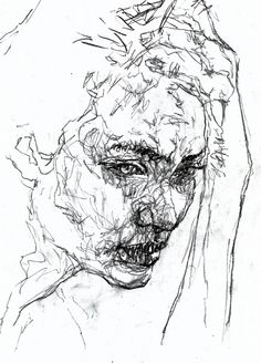 Sketches on Behance by Jakub Czyż