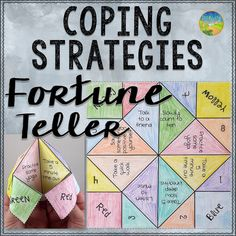 Coping Strategies Fortune Teller