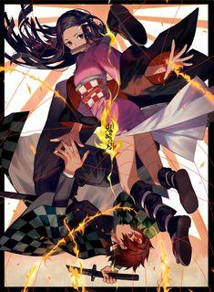 Kimetsu no Yaiba (Demon Slayer) - Zerochan Anime Image Board Otaku Anime, Fan Anime, Anime Art, Demon Slayer, Slayer Anime, Gekkan Shoujo, Character Wallpaper, Anime Kunst, Wattpad
