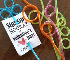FREE Valentine printables!  So many cute ideas to download for FREE!