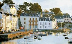 Brittany, the peaceful haven of France