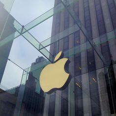 Apple Store NY.