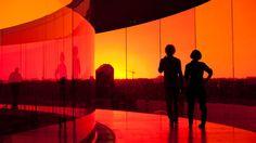 My Rainbow Panorama @ AROS museum in Aarhus, Denmark