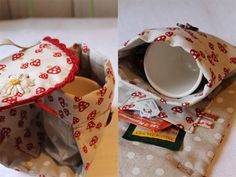 Mug bag - from Cécile F
