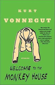 My favorites of Kurt Vonnegut's work are always his short stories. Welcome to the Monkey House has a truly twisted line-up. [Natalie]