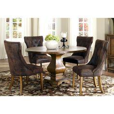 Venetian Design 5-piece Dinning Set - Overstock™ Shopping - Big Discounts on Dining Sets